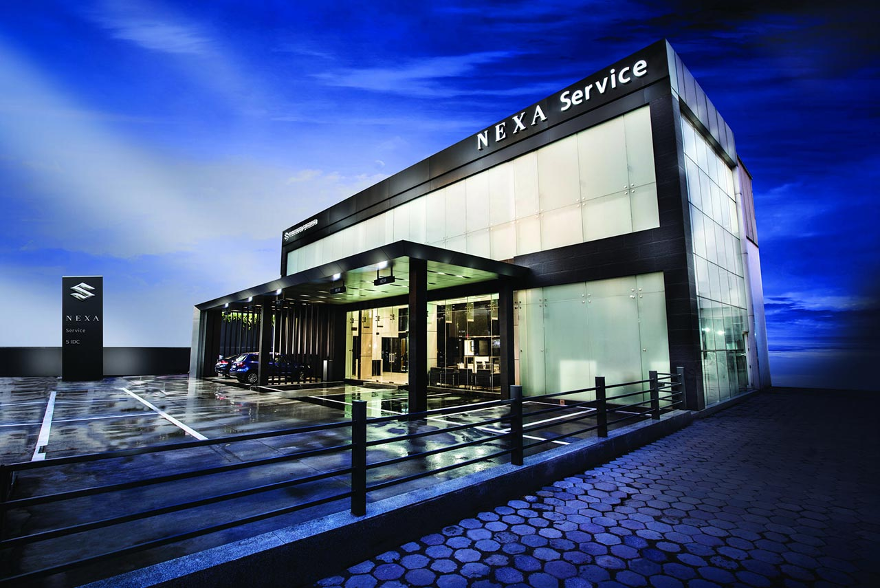nexa service centre gurgaon