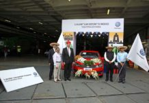 volkswagen india 250k car export mexico