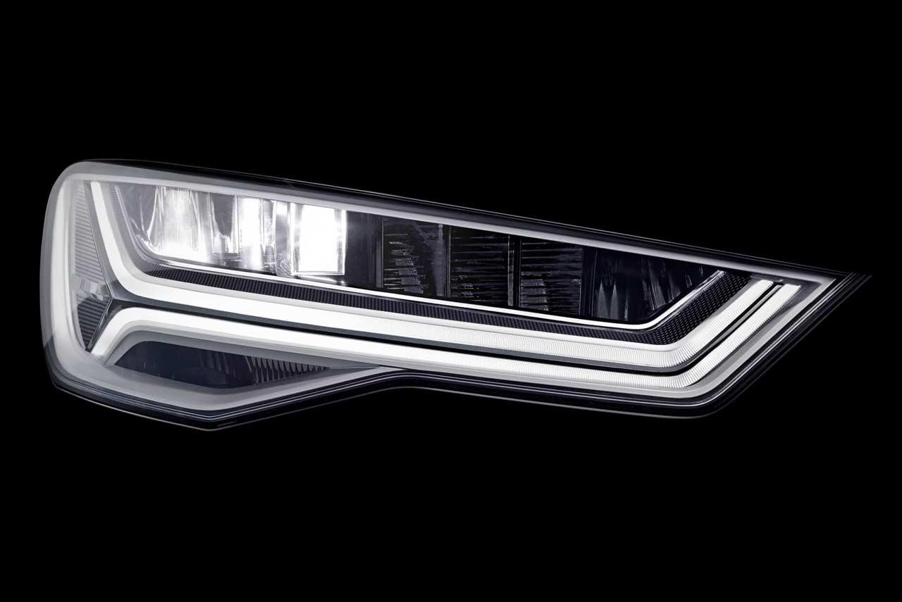 2017 Jeep Concept Vehicles >> 2017 audi a6 design edition matrix led light | AUTOBICS