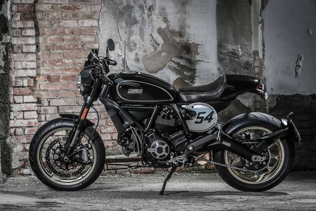 Ducati Scrambler Cafe Racer Price In India