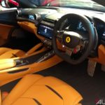2017 ferrari gtc4lusso interior mumbai showroom