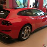 2017 ferrari gtc4lusso rear right mumbai showroom