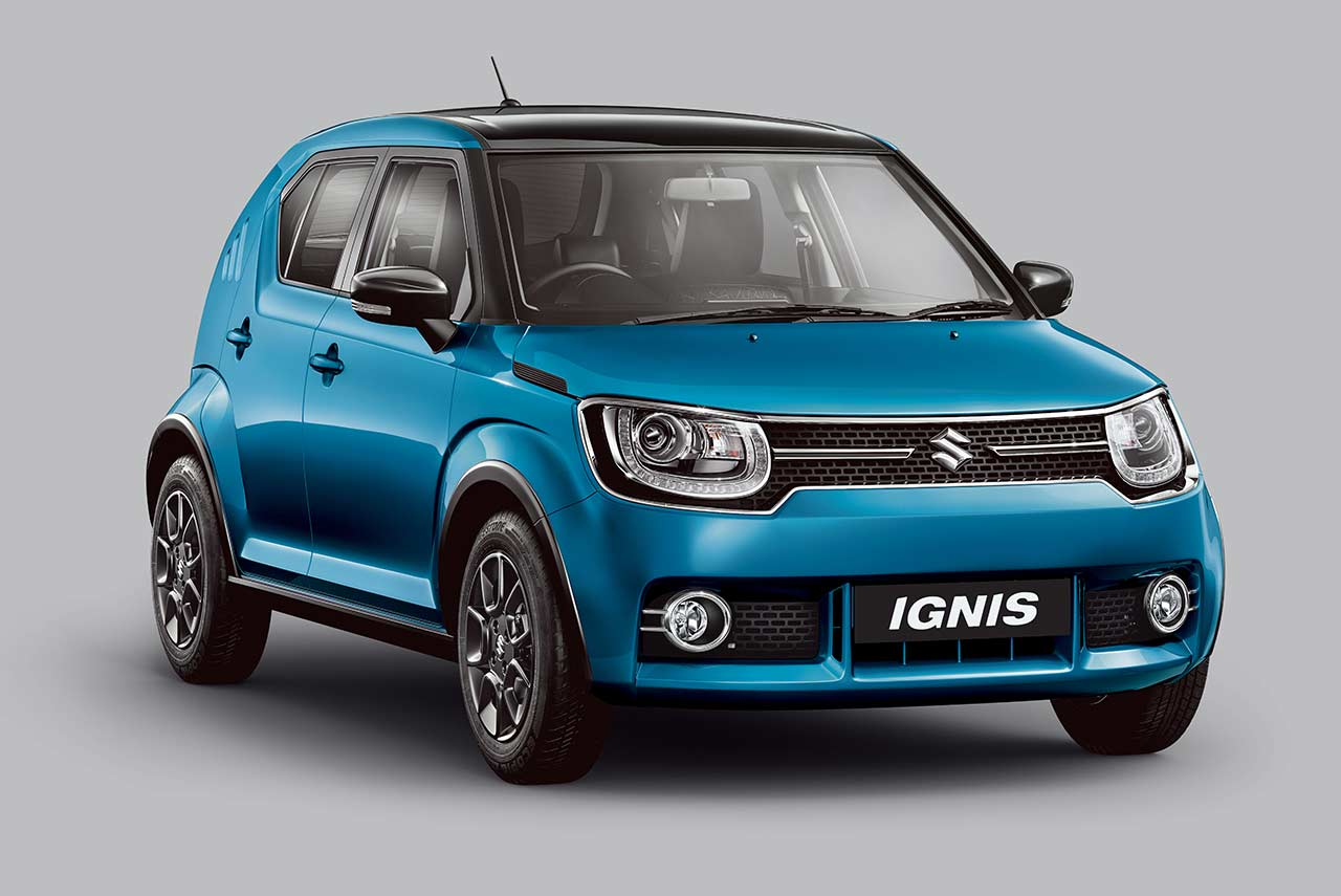 2017 maruti suzuki ignis automatic alpha trim launched in India