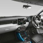2017 maruti suzuki ignis interior dashboard