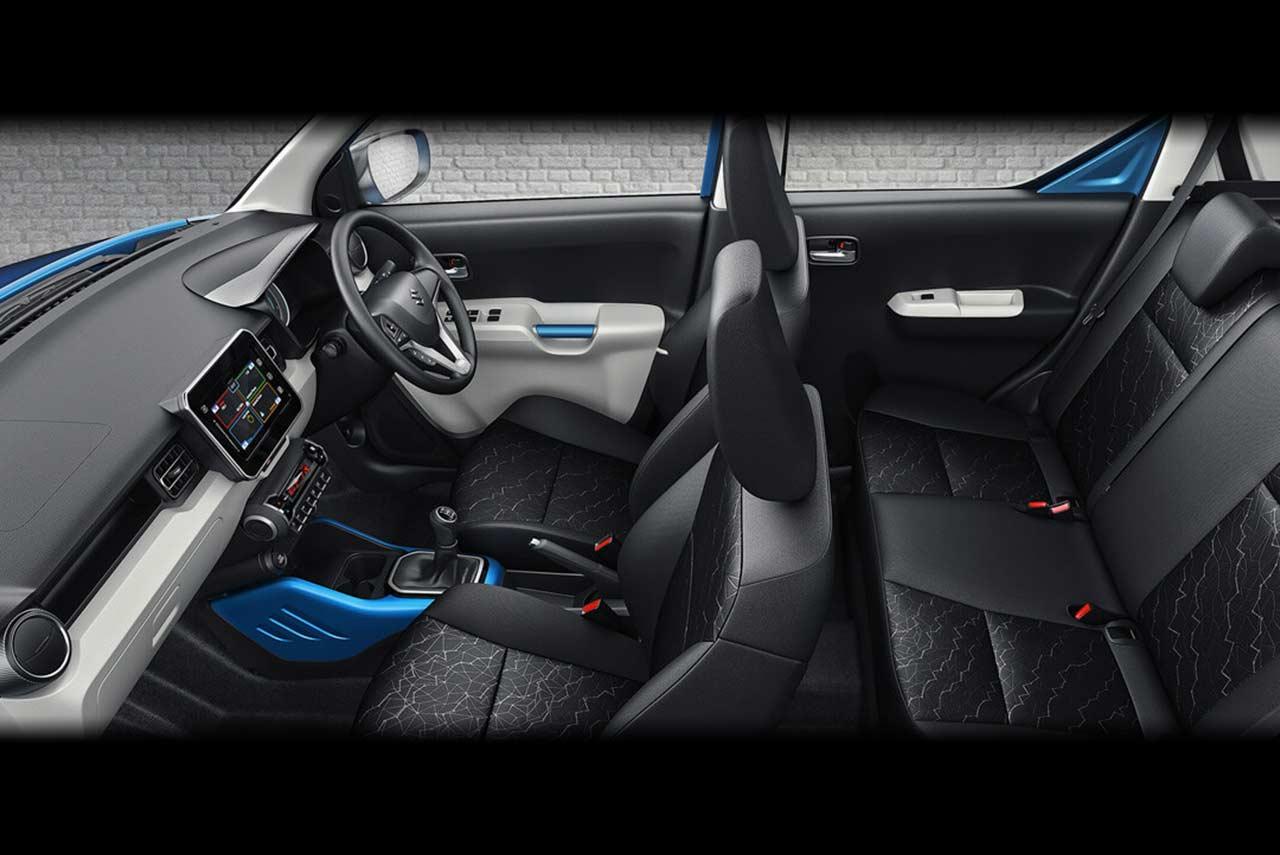 Maruti Suzuki Ignis Automatic Alpha Variant Launched