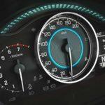 2017 maruti suzuki ignis speedometer