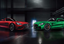 2017 mercedes-amg gt r and mercedes-amg gt roadster launched in india
