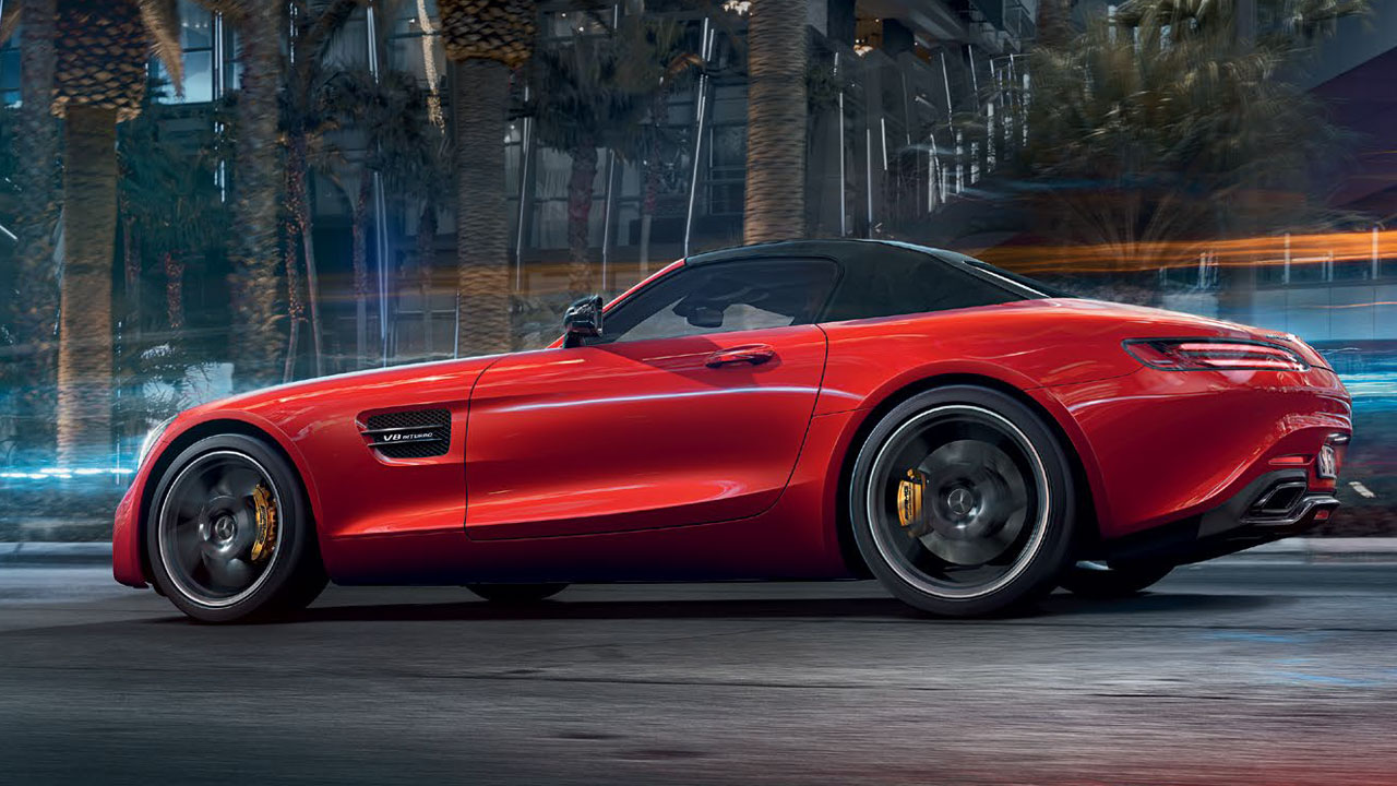 mercedes amg gt r and mercedes amg gt roadster launched in india autobics. Black Bedroom Furniture Sets. Home Design Ideas