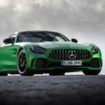 2017 mercedes-benz amg gt r front right
