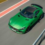 2017 mercedes-benz amg gt r top motion