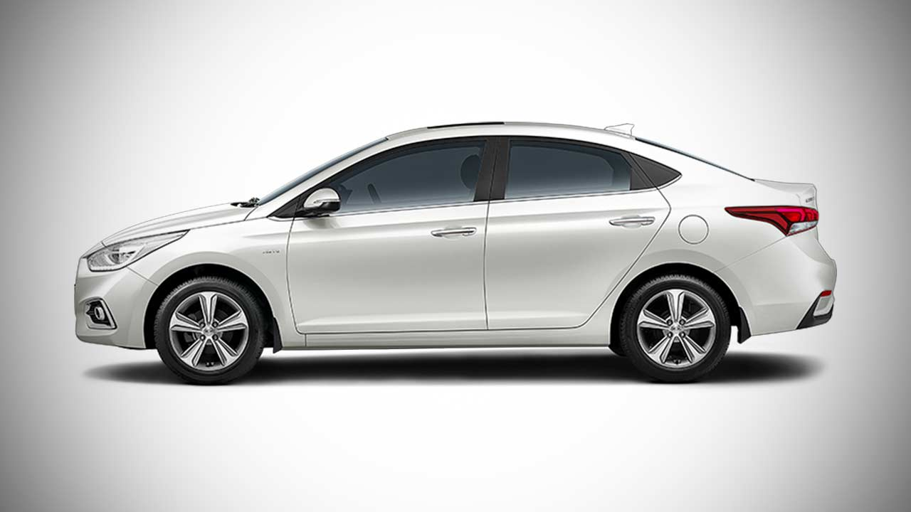 New Hyundai Verna 1 4 L Petrol Model Launched In India