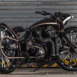 2017 rajputana custom motorcycles jordaar rear right