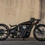 2017 rajputana custom motorcycles jordaar side