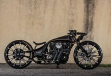 2017 rajputana custom motorcycles jordaar side