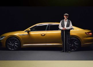 2017 volkswagen arteon and pete eckert