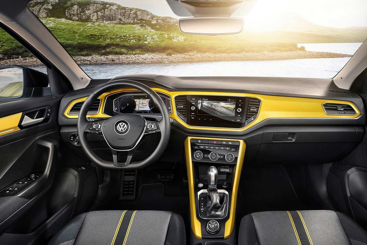 Lane Keeping Assist System >> Volkswagen T-Roc makes its World Premiere - AUTOBICS