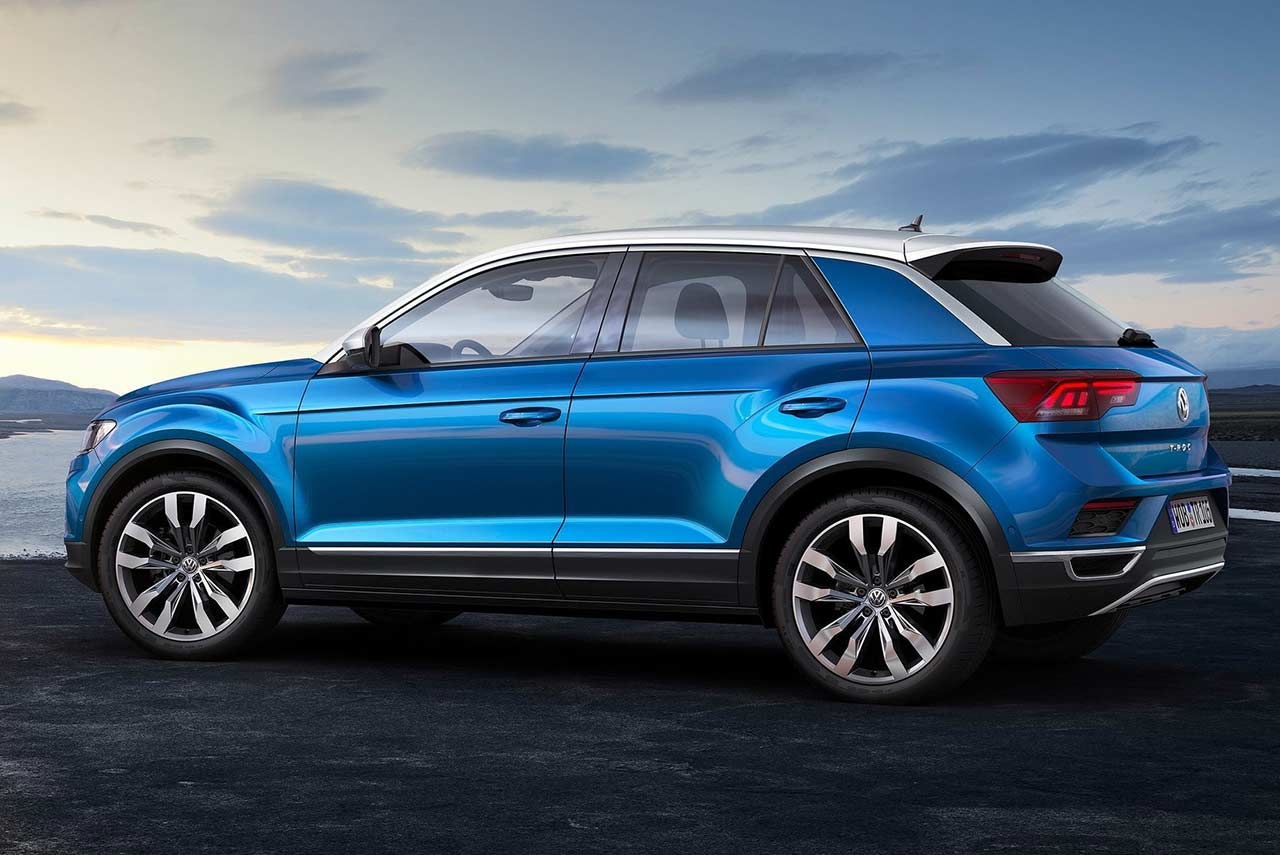 Volkswagen T Roc Makes Its World Premiere Autobics