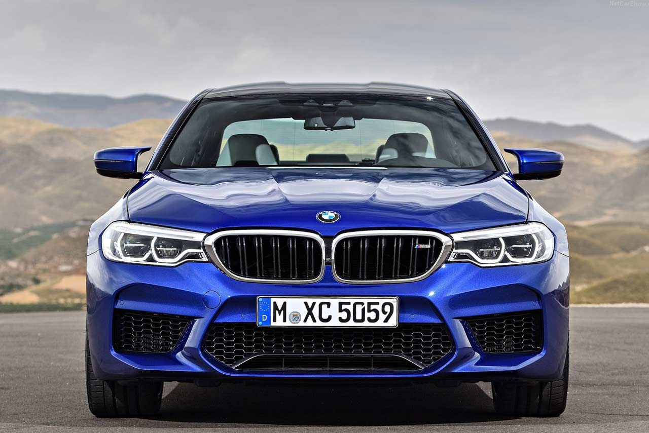 The 2018 Bmw M5 Has Been Revealed Autobics