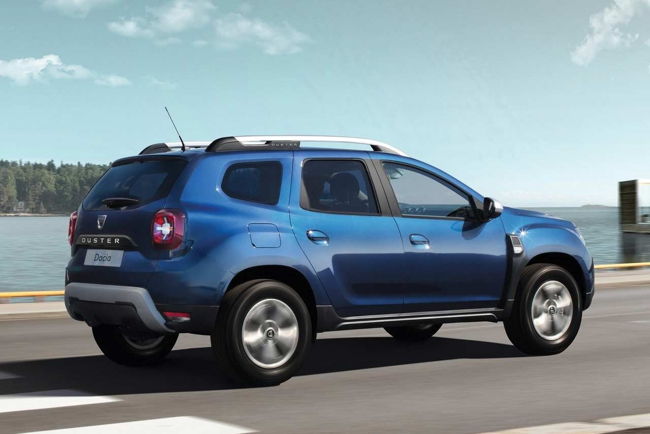 All New 2018 Dacia Duster Modern Attractive And Robust Autobics