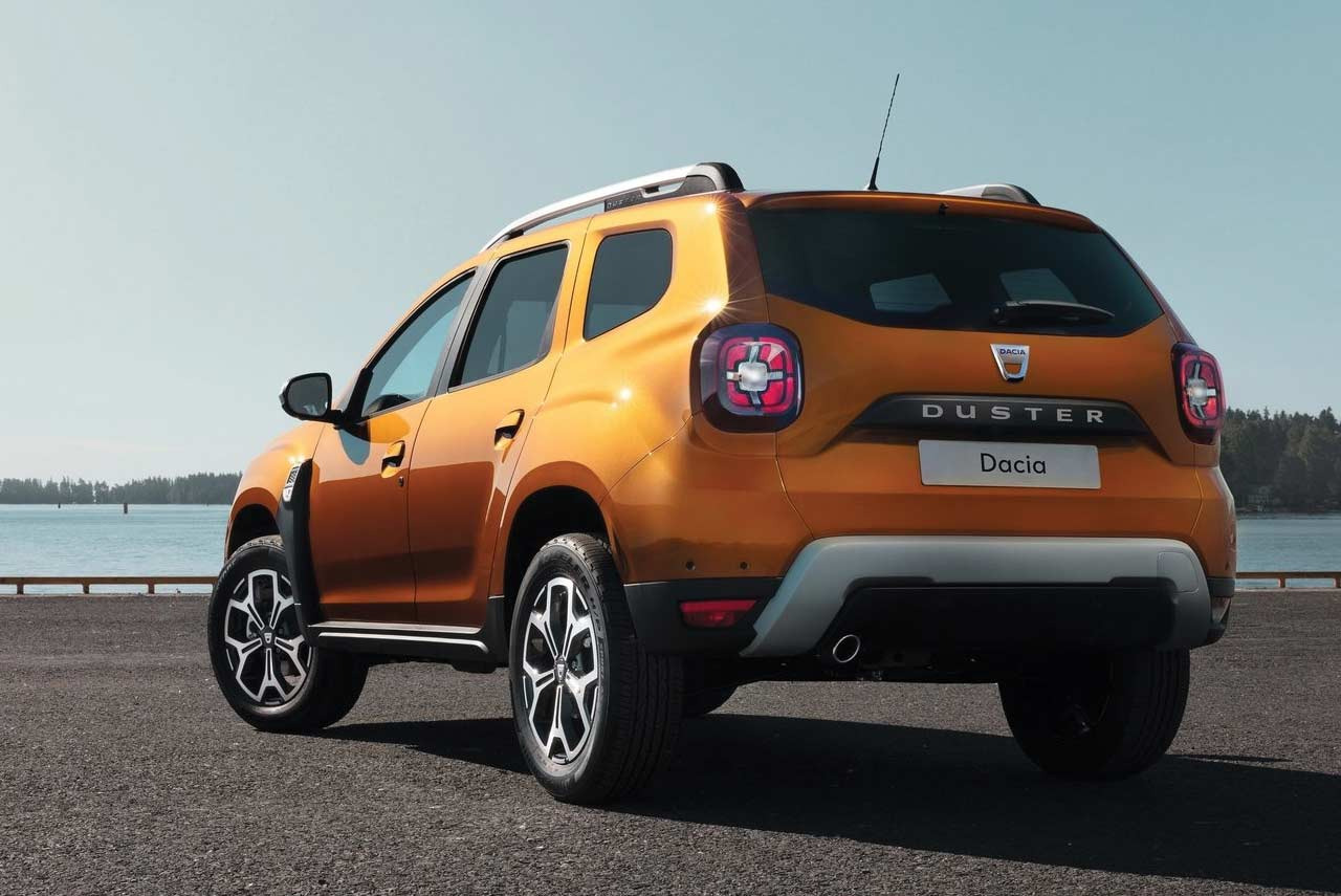 All-new 2018 Dacia Duster; Modern, Attractive and Robust | AUTOBICS