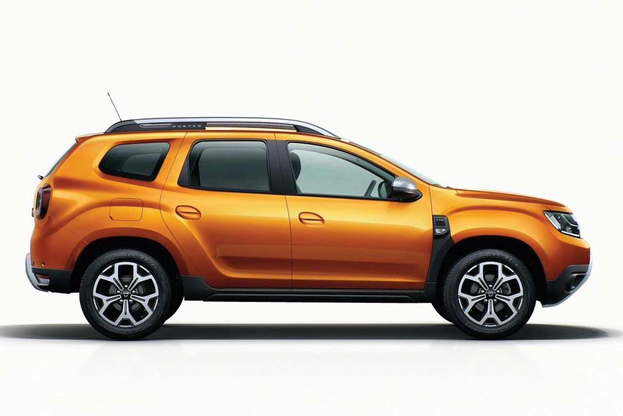 All New 2018 Dacia Duster Modern Attractive And Robust