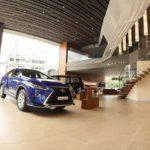 lexus india bengaluru showroom rx 450h