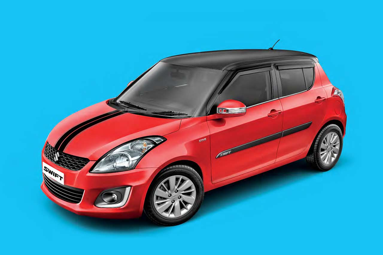 Icreate Programme Introduced For Maruti Suzuki Swift