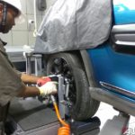 nexa service gurgaon wheel assembly