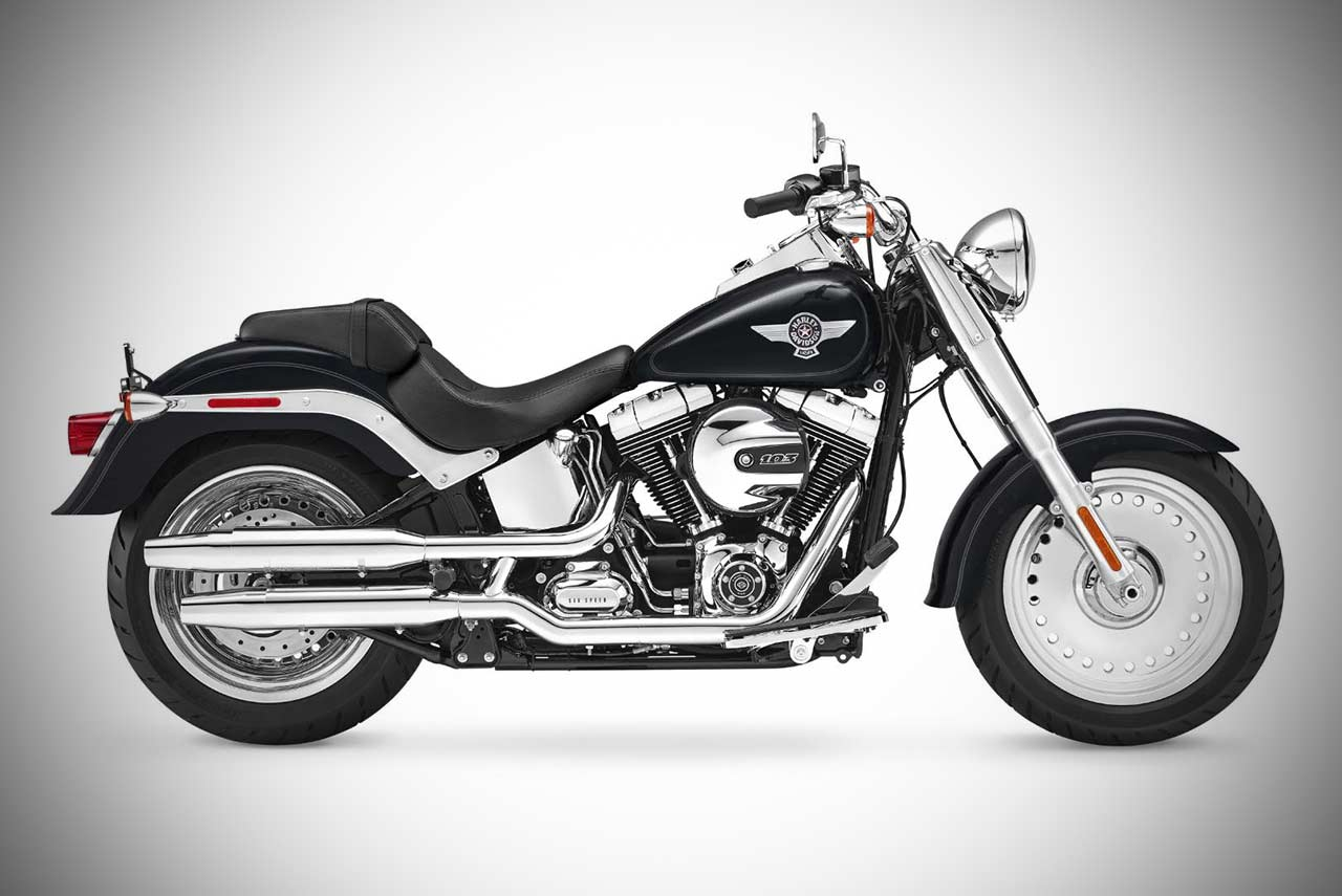 2017 harley-davidson fat boy softail price india