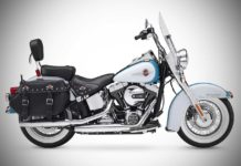 2017 harley-davidson heritage softail classic india