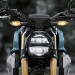 2017 honda cb150r exmotion led headlamp