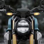 2017 honda cb150r exmotion led headlamp