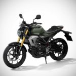 2017 honda cb150r exmotion mat laurel green metallic