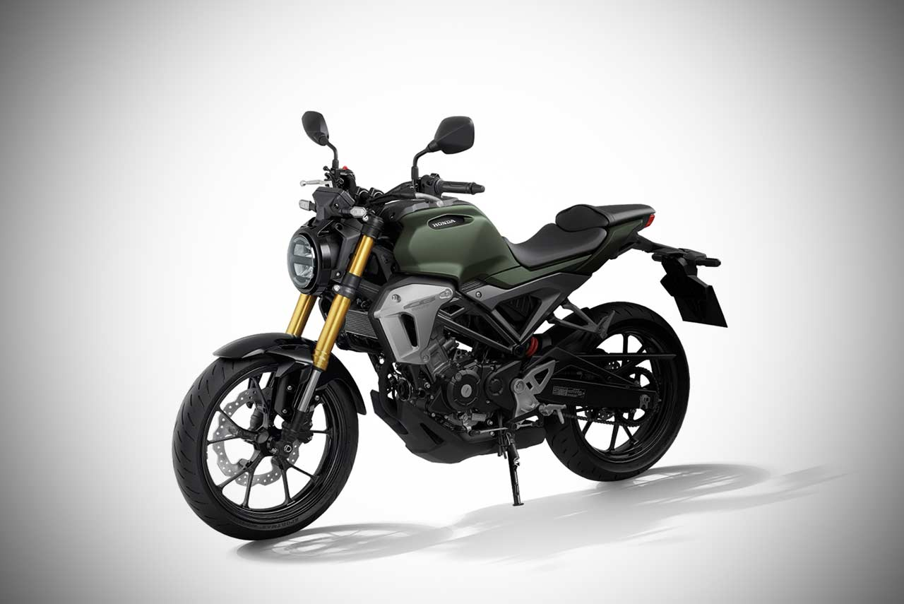 Honda Cb150r Exmotion Debuts In Thailand Autobics