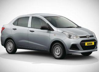 2017 hyundai xcent prime cng taxi