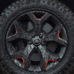 2017 land rover discovery svx alloy wheel
