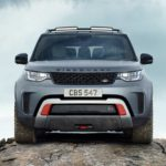 2017 land rover discovery svx front