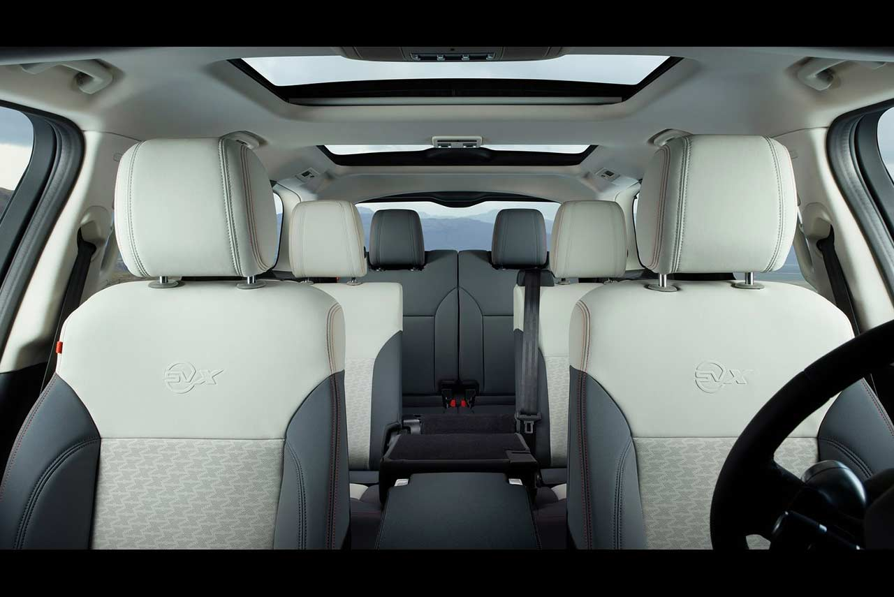 Land rover discovery svx revealed at iaa 2017 autobics for Land rover discovery 2017 interior