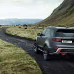 2017 land rover discovery svx rear