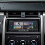 2017 land rover discovery svx touchscreen