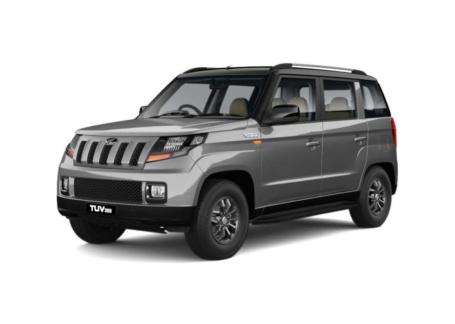 2017 Mahindra TUV300 T10 Variant Launched In India - AUTOBICS