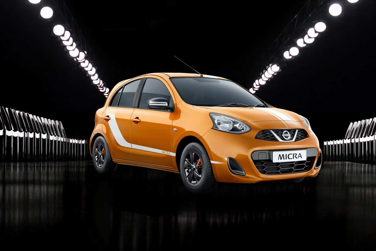 nissan micra fashion edition launched in india
