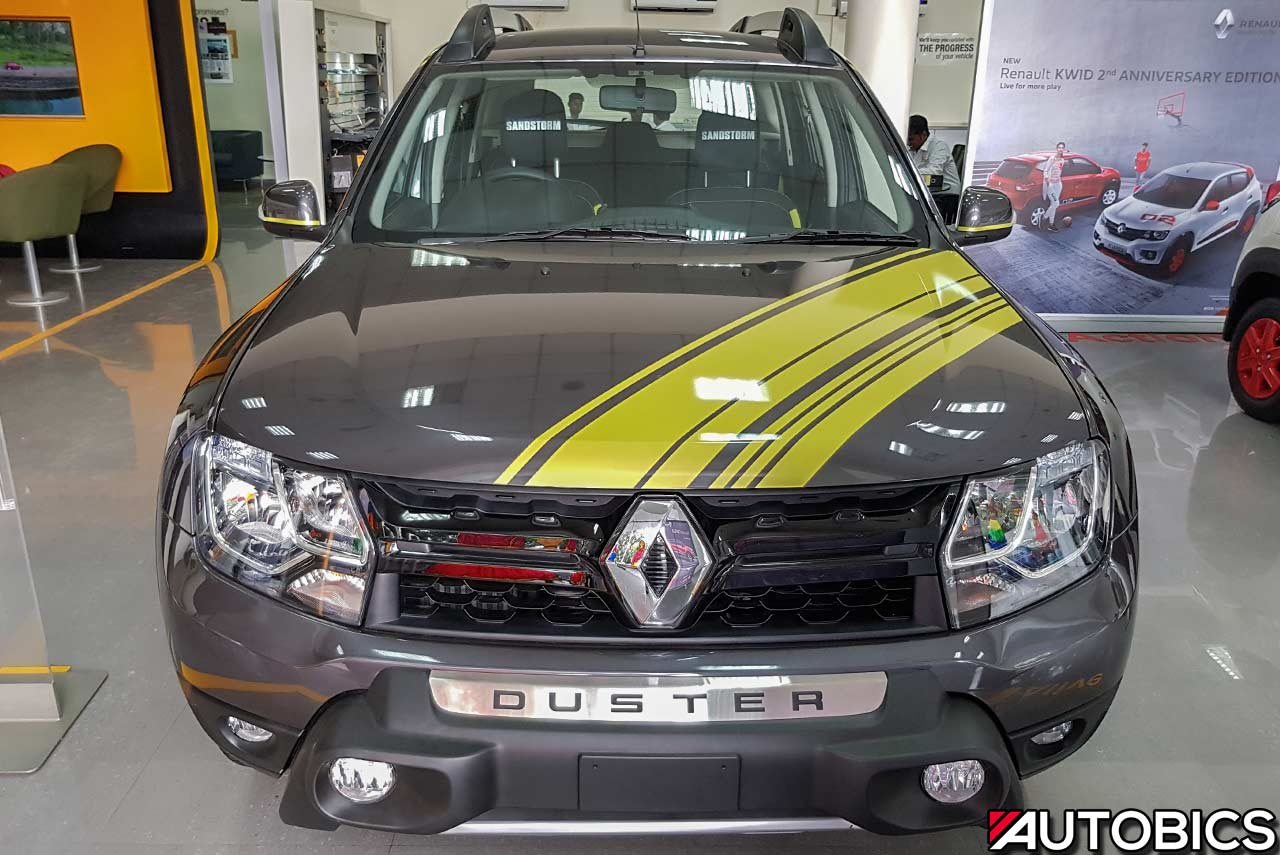 duster india 2017