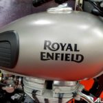 2017 royal enfeild classic 350 gun metal grey fuel tank mumbai