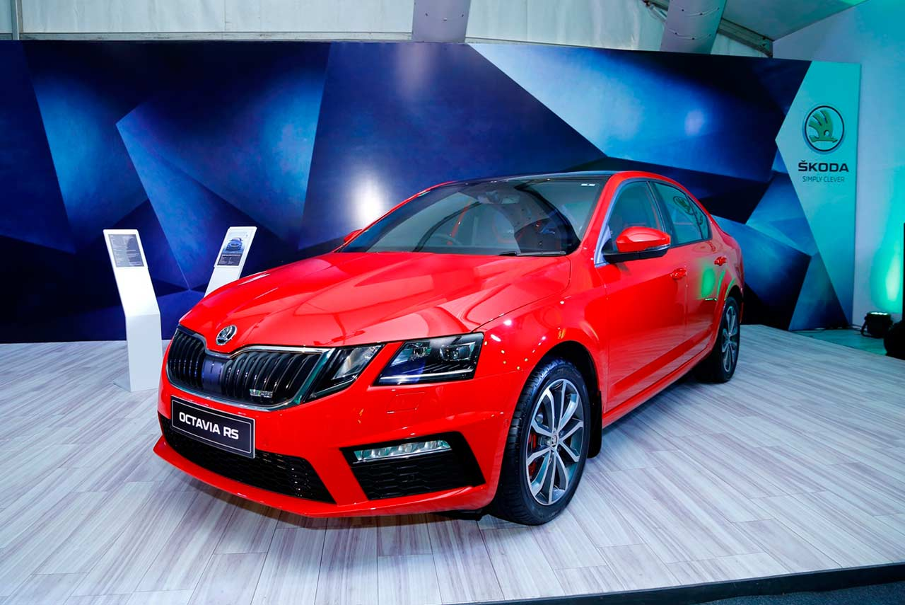 2017 skoda octavia vrs launched in india at inr 24 62 lakh