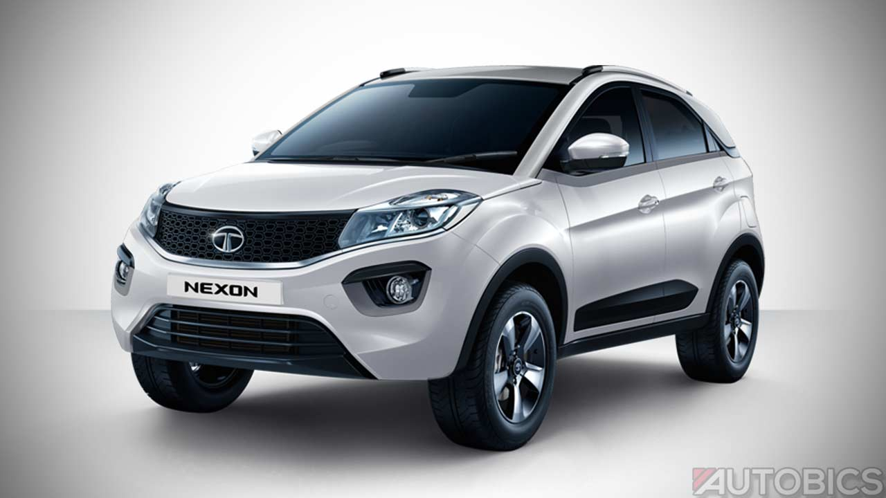 Toyota Cars Price >> Tata Nexon Launched in India; Priced at INR 5.85 Lakh - AUTOBICS