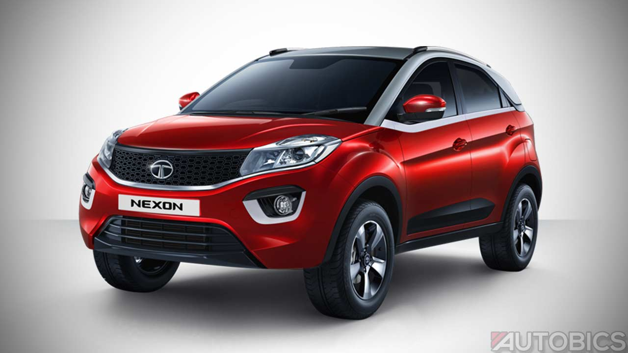 Tata Nexon Launched in India; Priced at INR 5.85 Lakh ...