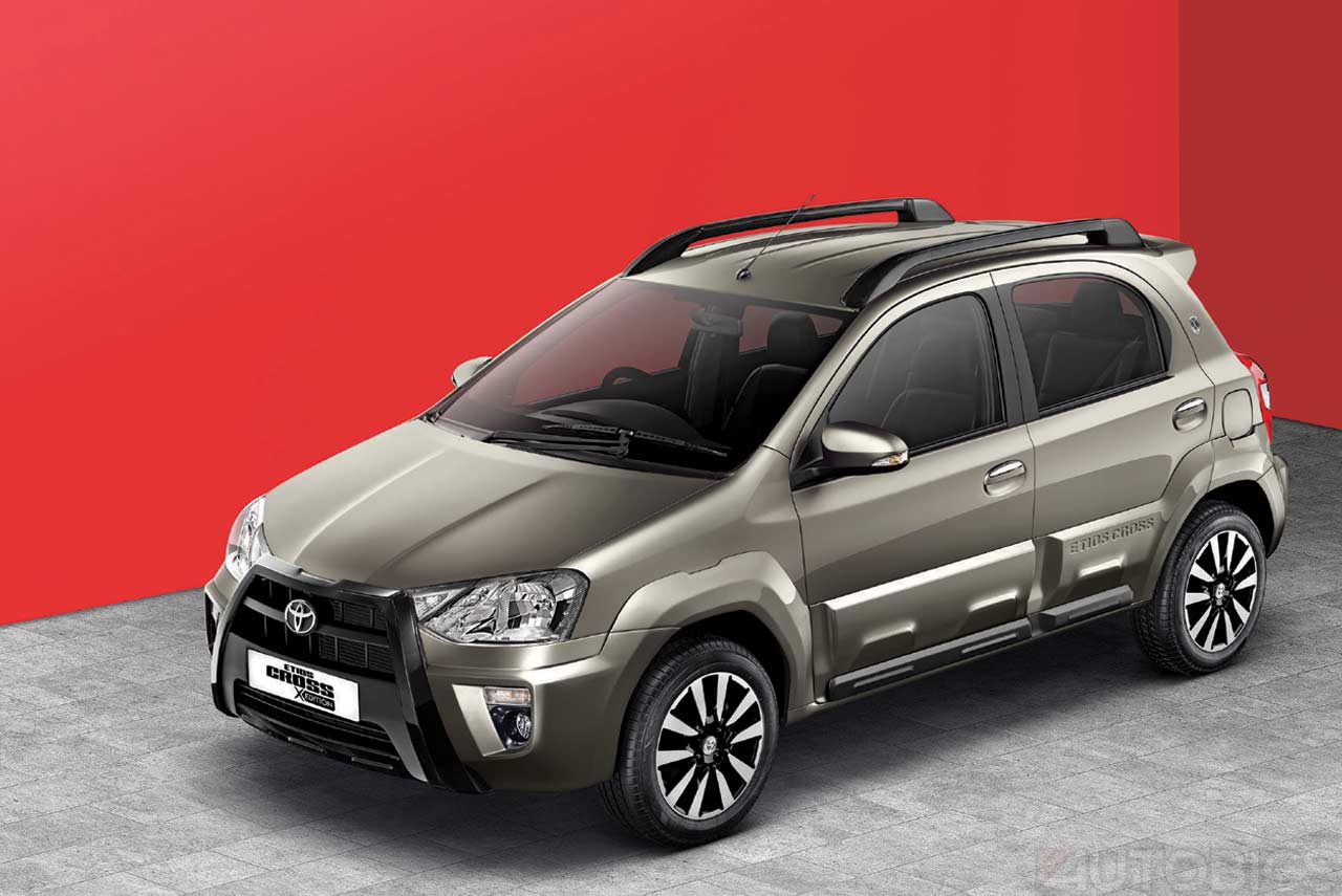 2017 Toyota Etios Cross X Edition Introduced In India