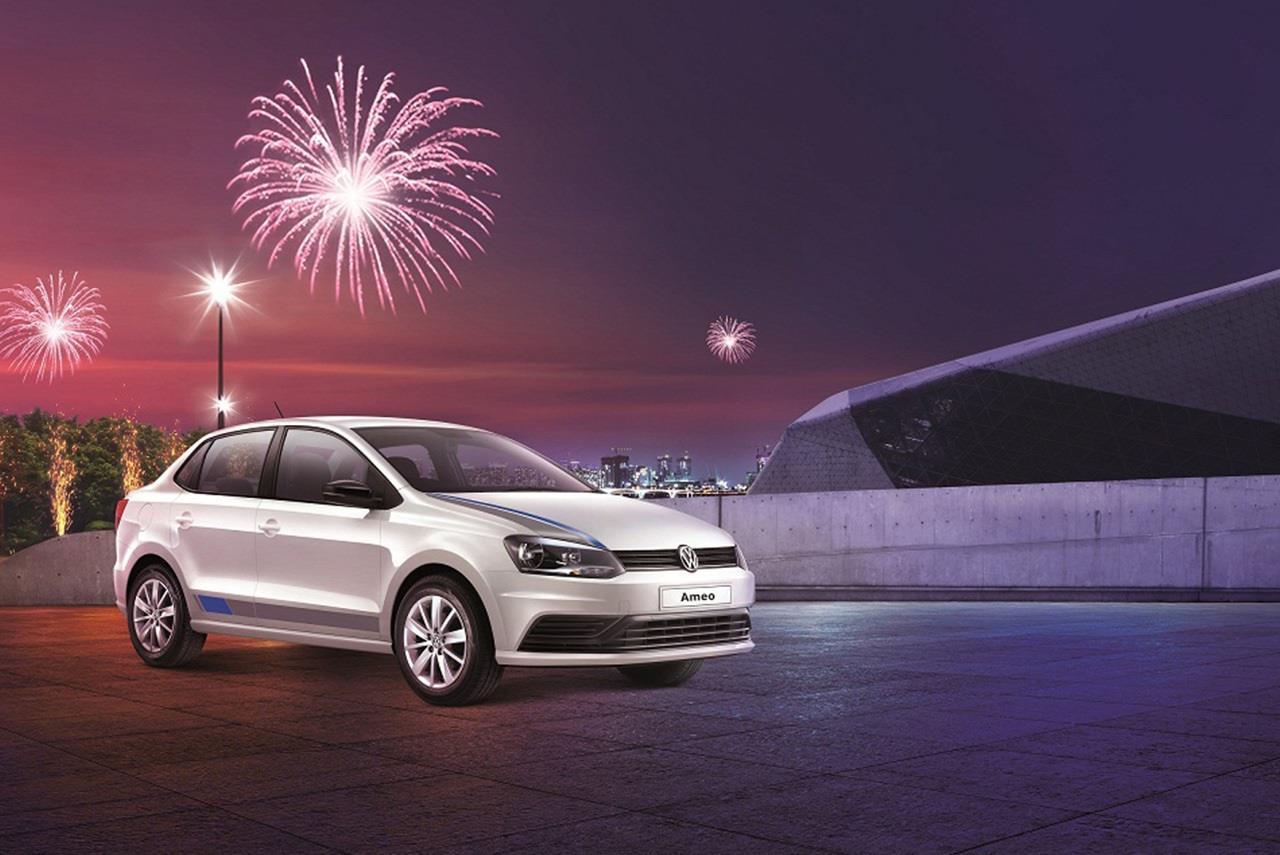 2017 volkswagen ameo anniversary edition