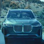 2018 bmw concept x7 iperformance front